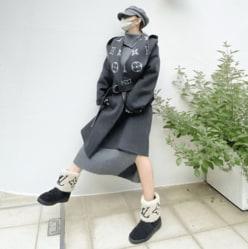 浜崎あゆみ、マタニティファッション事情を明かす「ウエストがゴムなので……」