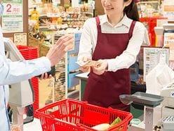 「スーパーのレジの女性」が、気になったらラブレターを!