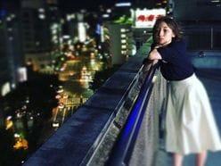 加護亜依、撮影現場で突然号泣
