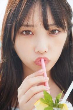 与田祐希「触れたくなる唇!」写真集の先行カットでさらに魅了