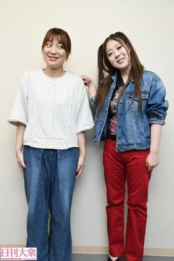 日本エレキテル連合「ダメよ~ダメダメ」大ブレイク時には「ふわっとしたおにぎりに変わった」「おカネは全部、衣装とカツラに消えた」(日本エレキテル連合インタビュー#3)