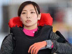 豊田結、ボートレース美女が超高配当炸裂!