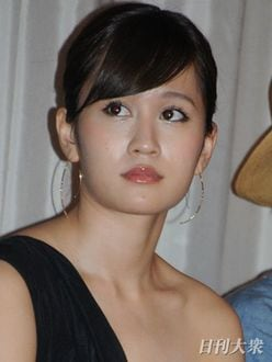 前田敦子「害のないおじさん」新井浩文との男女関係を全否定