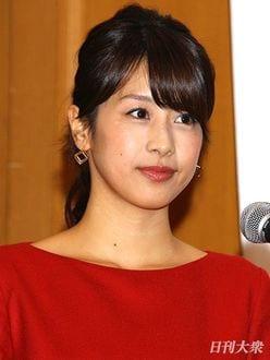 加藤綾子グラビアに橋本マナミが嫉妬「貝殻つけてるのに私はニュースにならない!」
