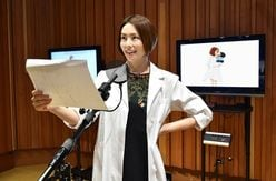 米倉涼子「変な汗を…」ドクターX・大門未知子が『クレヨンしんちゃん』出演決定!