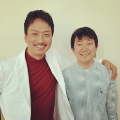"""椎名桔平、元付き人・アキラ100%と""""20年ぶりの再会""""果たし「大したものデス」"""