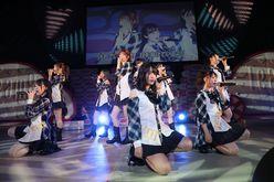 AKB48チーム8大阪公演開催、OGメンバーも集結!【写真22枚】