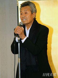 梅宮辰夫「不良番長シリーズ」50年目の同窓会 芸能界の大物が大集合!