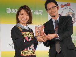 小野生奈、ボートレース福岡「漫画アクション杯」でドラマチックV!