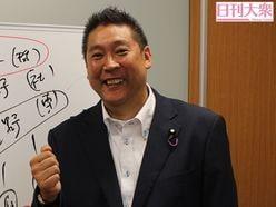 立花孝志「NHKはもう安倍晋三政権と一体ですよ」