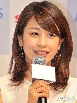 加藤綾子、水卜麻美、有働由美子…「東京オリンピック」エース女子アナは誰だ!?