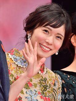 松岡茉優「大学生に4年片思い」告白に博多大吉が憤慨!?