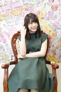 HKT48小田彩加がメンバー初の個展を開催【14日まで】