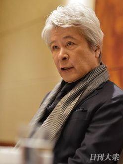 鹿賀丈史「役者は、いい作品に出会うことで成長するんです」継続する人間力