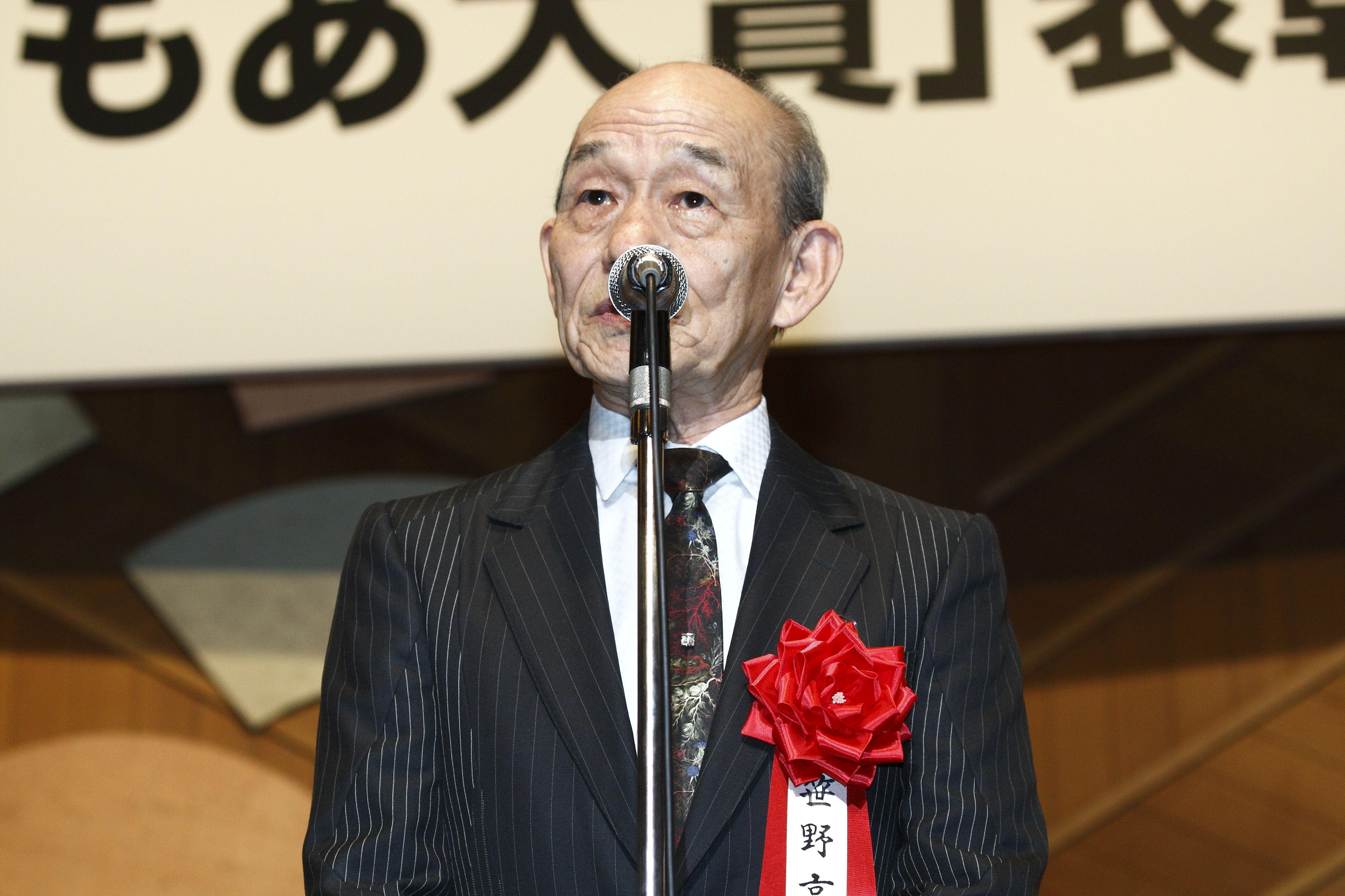 古舘伊知郎、草笛光子、笹野高史「ユーモア話」年末にちょっと笑えるスピーチの画像006