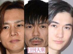 堂本光一「気持ち悪い」!森田、赤西、マリウスも!!「アイドル否定J」