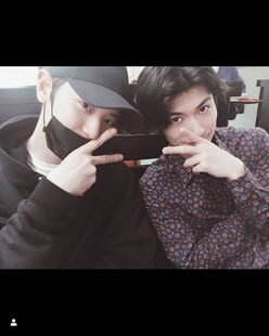 EXO・チャンヨル&三浦春馬「日韓イケメン2ショット」が話題に