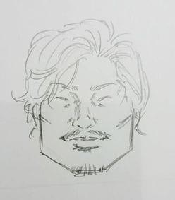 漫画家・森田まさのり氏の描いた「ラグビー・稲垣選手」が激似! 漫画化を熱望する声も