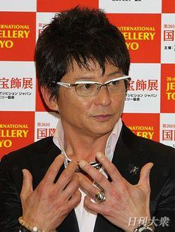 哀川翔、矢沢永吉との初対面は「今まで会った人で一番怖い」恐怖体験