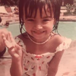 平子理沙「3歳でこのかわいさ」幼少期の完成度がスゴイ!