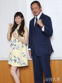 西村修「橋本真也さんに往復ビンタ20連発されたことあります(笑)」~麻美ゆまのあなたに会いたい!