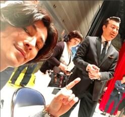 加藤浩次と再会で、武田真治が大興奮!?『めちゃイケ』以来の共演に「懐かしくなった」