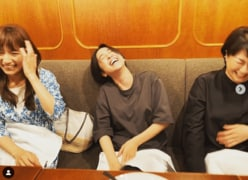 川口春奈「大好きすぎて常に恋しい」中村アン&夏川結衣と「大爆笑」溺愛!