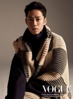 高橋大輔選手、モードファッションで「男の色気ムンムン」
