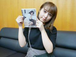 【動画付き】グラビアアイドル・前田美里が自身のDVD『天使のトキメキ』を観ながらテレまくる!