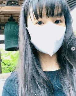 小西真奈美、すっぴん&マスクの小顔ショットに驚愕!