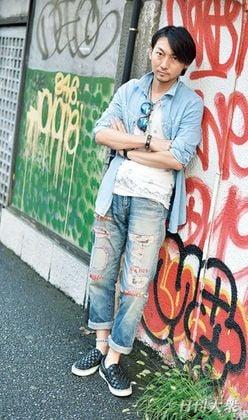 俳優・波岡一喜「俺、めちゃくちゃ負けず嫌いなんです」