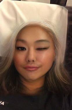 クロちゃんの「アプリで女性化した顔」が、あの人気者にそっくりと話題に!?