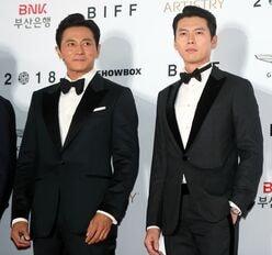 イェジンも惚れた「ヒョンビンの筋肉」はパク・ソジュン、チャン・ドンゴンとの共同作業!?