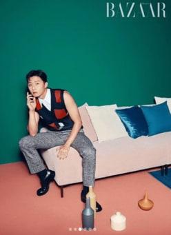 『梨泰院クラス』パク・ソジュンの「夏休み、寿司、YouTube」