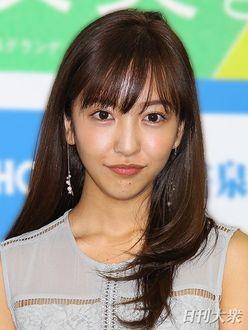 板野友美「触らなかったらいい」AKB48時代の恋愛事情を告白
