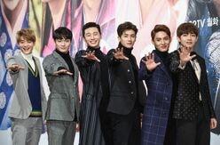 BTSのVがパク・ソジュンに夜ばい⁉ ドラマ『花郎』は「テテが可愛すぎて死ぬ!」