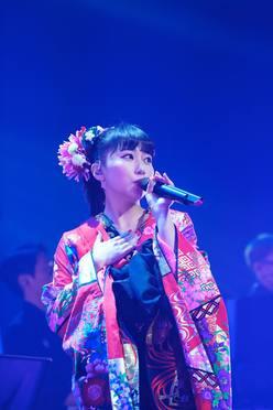 HKT48田中美久が初のソロコンサート開催!故郷・熊本からくまモンもサプライズ登場!【写真10枚】