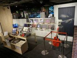 アーティストASKAの「ありったけ」ショップが渋谷の中心でオープン!<br />
