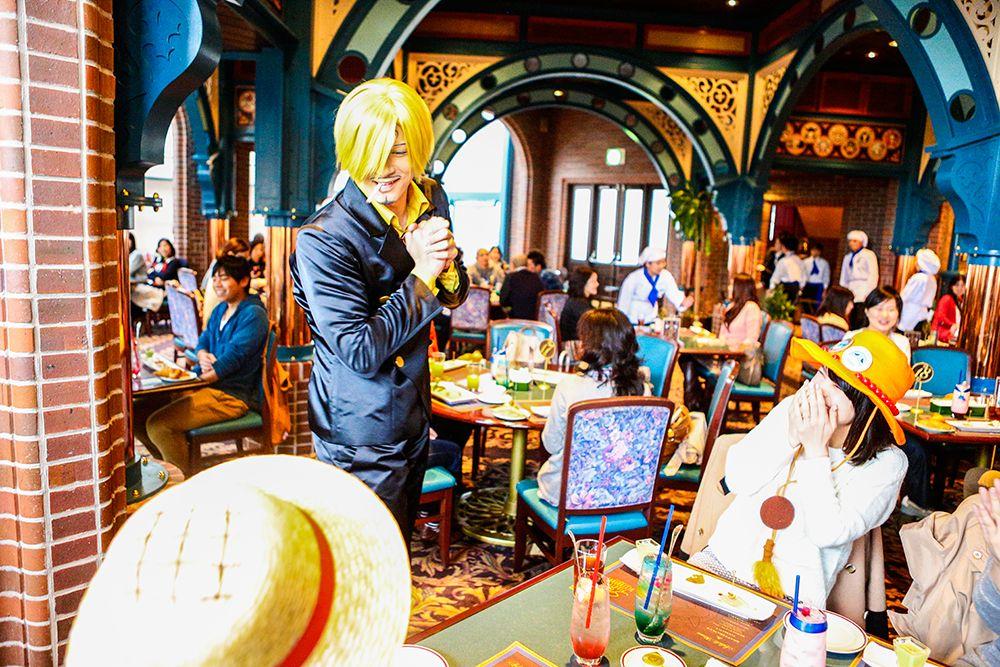 USJ「ワンピース・プレミア・サマー」今年もいよいよ開幕! の画像003