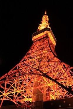 意外に安い? 東京タワーの「ライトアップ代」