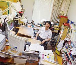 漫画家・植田まさし「月84本、年間だと1000本以上の漫画を描いていますね」
