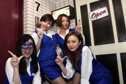 """メジャーデビュー決定""""飲みドル""""チャッキーズが、湯島のスナックに潜入!"""
