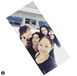 """高橋大輔、村上佳菜子ら豪華すぎるメンツの""""イイシャシン""""に反響"""