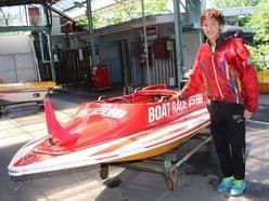ボートレース戸田で「週刊大衆杯」! ペアボート試乗会はド迫力で楽しい!!