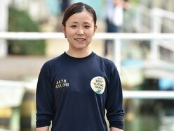 櫻本あゆみ、ボートレース蒲郡G3オールレディースで「優勝を目指します!」