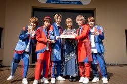 5人組ボーイズユニット「CUBERS」のデビュー曲のダンスに注目!