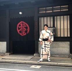 """岡田健史の""""凛々しい着物姿""""に「完璧な日本男児」とうっとり"""