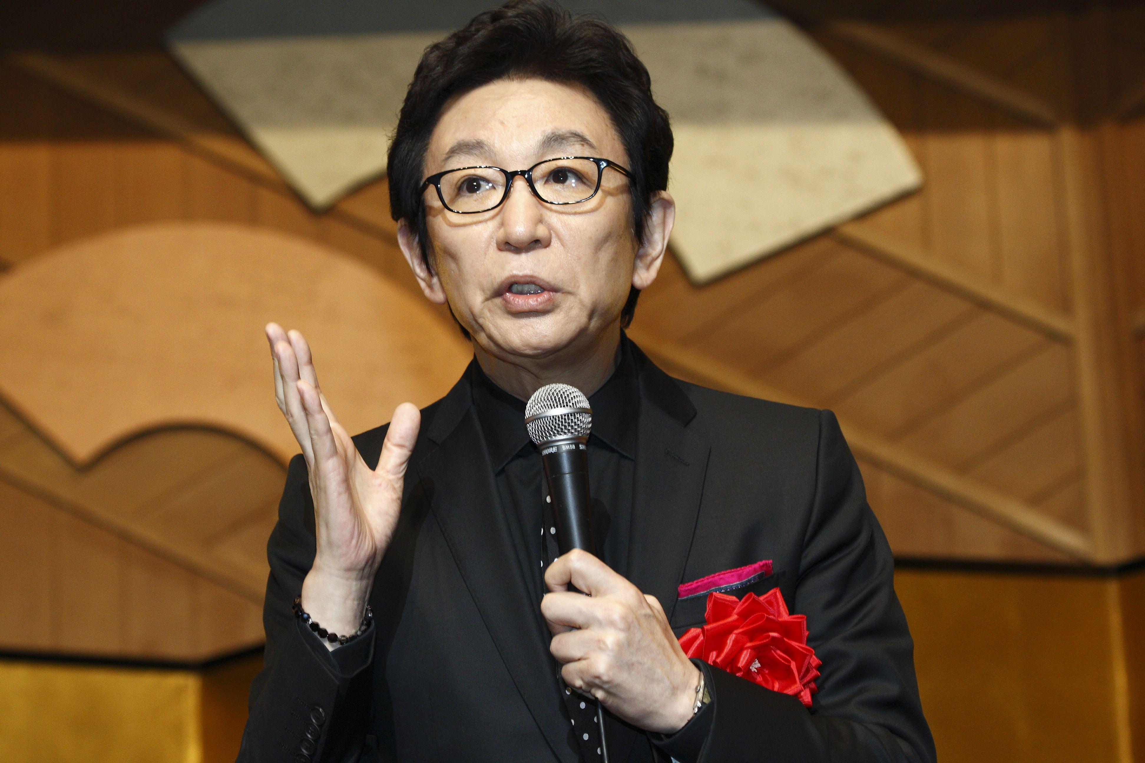 古舘伊知郎、草笛光子、笹野高史「ユーモア話」年末にちょっと笑えるスピーチの画像001