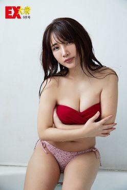 水沢柚乃「プライベートの作品撮りで新橋で露出してます」 独占インタビュー5/5【画像8枚】