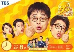 『グッとラック!』後番組MC「志らく&ロンブー淳スライド」の仰天改編!!!